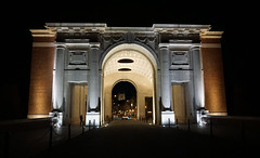 Menin Gate, Iepers (Ypres) (surreyblonde) Tags: 19141918 greatwar ypres somme passchendaele langemark railywaywood battlefield trenches bombardment gas attack war belgium british canadian commonwealth german germany meningate memorial wewillrememberthem missing killedinaction lastpost cwg commonwealthwargrave soldiers memorials rememberance ieper iepers flanders poppies remembrance inflandersfields ww1