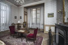 . (valsdarkroom.com) Tags: abandoned bedroom bed forgotten lost urbex urban urbanexploration exploration explore exploring d700 decay dark nikon nikkor chateau