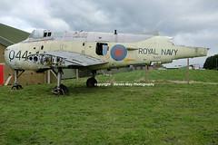 XL472 Fairey Gannet AEW3 - Royal Navy (SPRedSteve) Tags: xl472 gannet fairey aew3 stathan rn royalnavy warbird