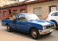 Chevrolet Luv DLX 1986 (RL GNZLZ) Tags: isuzu luv isuzupickup chevrolet 1600 dlx 1986