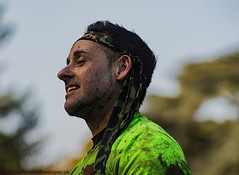 Camouflage scarf (JamesJ.Harris) Tags: muddy mud pack hospice st saint francis ashridgehouse charity run hemel hempstead fun water sunny race berkhamsted