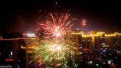Diwali Fireworks (mrinal pal photography) Tags: diwali firework tradition india mrinal crackers hindu festival lights delhi dwarka