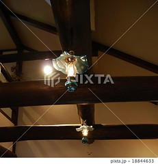 (finalistJPN) Tags: lamp oillamp lodge hutte classic twilight lighting warmcolor presentingpicturesandphotos ppap kamikochi japanguide discoverjapan nationalgeographic discoverychannel climbers camp