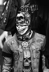 Two much for a funeral ? (grahamfkerr) Tags: camdenlife grahamkerrphotographer grahamkerr punks goths