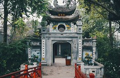 The Spirit of Asia (desomnis) Tags: vietnam hanoi travel traveling historical asia southeastasia ngocsontemple hoànkiếmlake taoisttemples templeofthejademountain hoankiem spirit spiritual religion historicalbuilding