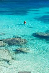 Immersive blue (Nicola Pezzoli) Tags: favignana sicilia sicily island egadi summer sea water colors nature canon tourism immersive blue shades gradient beach sand