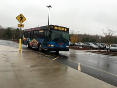 2012 MAT Gillig Low Floor 29' #3008 on Route M-Link (MTA3306) Tags: 3008