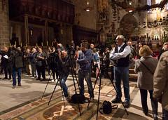 Esperant per capturar el Vuit (Siurell Blr) Tags: baleares balearicislands illesbalears islasbaleares palma españa spain vu ocho catedral cathedral iglesia church esglesia