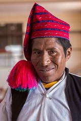 Artesã-Taquile (Carlos Fabal) Tags: taquile peru incas titicaca retraros portrait