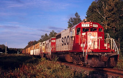 Only 40 Days Left (ac1756) Tags: soo sooline lakestates sd402 772 troutlake michigan emd 12