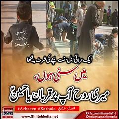 #Arbaeen #Karbala #Iraq (ShiiteMedia) Tags: muharam 1438 ashura shia shiite media killing genocide news urdu      channel q12