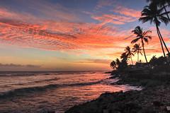 Ewa Beach Sunset (ClarkT1957) Tags: oahu ewabeach hawaii sunsets