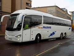 McLean's Coaches - YT12 YUS at Buchanan Bus Stn (Duffy 3) Tags: mcleans coaches yt12yus