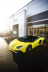 Still shooting portrait (Will Foster Photo) Tags: lamborghini aventador sv supercars car cars automotive loud v12 fast engine bristol breakfast meet rybrook queens square will foster canon 6d photo photography