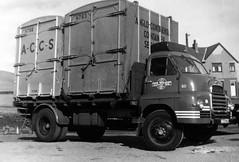 Jack Bradley S Type Bedford. (moomooland1) Tags: stypebedford bedford jackbradleyaccrington lorry truck salford 1962 accs anglocontinentalcontainerservices