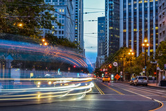 east on market (pbo31) Tags: marketstreet financialdistrict sanfrancisco california lightstream traffic motion infinity color december 2016 fall nikon d810 city urban boury pbo31