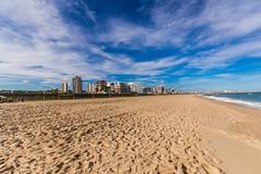Beach 4 (Danilo Garcia Santana) Tags: beach praia mar salvador bahia brazil agua areia da natureza ocean oceano grande angular orla sky blue vista ampla