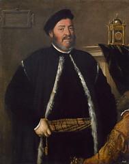 Fabrizio Salvaresio (lluisribesmateu1969) Tags: 16thcentury portrait titian onview kunsthistorischesmuseumwien vienna