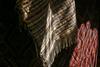 Textiles in Fes el Bali (jameslawtonart) Tags: africa feselbali medinaoffez morocco fez
