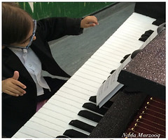 piano  ((polystyrene)) (nada.marz) Tags: school amazing class preschool kindergarten  portofolio   specialneed