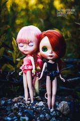 my girls & summer
