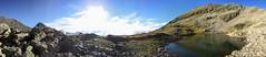 Prali, Giro dei 13 Laghi -36 ( YariGhidone ) Tags: trip sunset mountain love trekking landscape italia estate lakes bluesky piemonte di gita 13 montagna laghi praly prali ghigo cornour