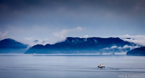 Wyspy w chmurach