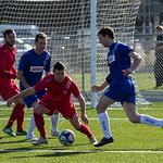 Petone FC v Napier City Rovers 15