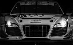 Audi R8 LMS before the race (speedcenter2001) Tags: wisconsin race racing tudor roadamerica elkhart audi motorsports paddock r8 imsa roadracing elkhartlake roadcourse nikon300mmf45edifai