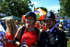 """Policing with Pride at Plymouth Pride 2015 • <a style=""""font-size:0.8em;"""" href=""""http://www.flickr.com/photos/66700933@N06/20633186521/"""" target=""""_blank"""">View on Flickr</a>"""