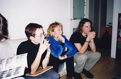 1999-Ancill-Close-housewarming-05b (fjordaan) Tags: london 1999 scanned karlien sybrandus