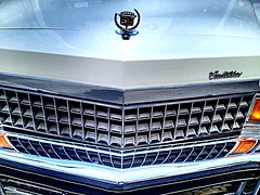 #Cadillac (RenateEurope) Tags: vienna austria august cadillac oldtimer 2015 iphoneography renateeurope