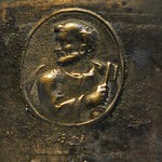 1 - Metz Musée de la Cour d'Or Exposition Cloches et fondeurs Fondeur orléanais, Cloche, Détail, 17ème-18ème siècle thumbnail