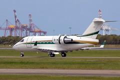 B-MAI Bombardier CL-600-2B16 Challenger 601-3A Jet Asia (Robert Frola Aviation Photographer) Tags: nikond70 2009 bombardier ybbn bmai jetasia corporateaircraft bombardierchallenger600