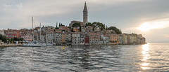 Rovinj; one of the many amazing coastal towns of Croatia with Lumix DMC-GX7 4K 21:9
