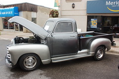 Cinderella's Classic Car show 36 (codie_horse) Tags: ontario canada fall cars october outdoor overcast trucks classiccars portelgin 2015 pumpkinfest differentangle differentcolours differntviews 1990orolder cinderellasclassiccarshow