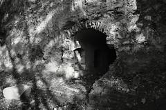 Rest of some Tunnel (Kojotisko) Tags: bw brno creativecommons czechrepublic pisarky panasoniclumixdmcft2 lumixdmcft2