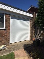 SWS Roller door in Seaford