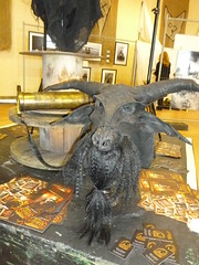 Dark Arts (rubber rat productions) Tags: england mask yorkshire whitby northyorkshire baphomet darkarts bramstokerinternationalfilmfestival