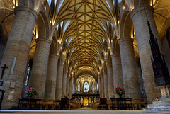 Tewkesbury interior