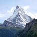 Switzerland-02082 - First View of the Matterhorn