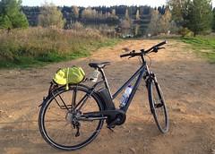 Vélo VTC VAE KALKOFF - IMG_4698 (6franc6) Tags: 6franc6 30 2015 gard languedoc matos novembre petitecamargue rando vélo vtc vtt vae kalkoff cyclespassieu