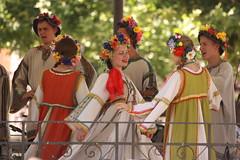 Rusia [4] (Ven a bailar 2015) XXXVI FFI Extremadura