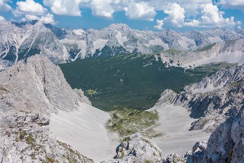 Klettersteig Innsbruck Nordkette : Nordkette klettersteig via ferrata innsbruck a photo on flickriver