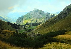 magnifique (Olia vk) Tags: vevey montreux rochersdenaye swissriviera