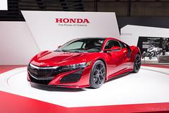 2017 Honda NSX - 44th Tokyo Motor Show 2015