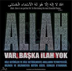 Allah (Oku Rabbinin Adiyla) Tags: god quote muslim religion bible allah quran verse rab oku kuran ayet okurabbini