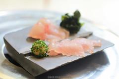 Momiji cocina japonesa (sashimi) (MaxiKohan) Tags: food cooking valencia sushi cuisine japanese restaurant comida momiji japanesecuisine mercadodecolón cocinajaponesa sashimmi maxikohanphotography