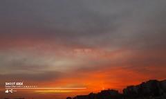 Sunset Alexandria (5) (Shoot Idea) Tags: sunset sky cloud sun alexandria egypt   مصر تخيل الغروب الشمس سحب الإسكندرية السماء