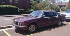 BMW 7 Series (FotoSleuth) Tags: 7 bmw series 733i e23 735i
